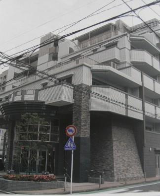 福岡市中央区 ライオンズマンション 赤坂けやき通り