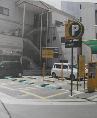 福岡市博多区博多駅前4丁目コインパーキング